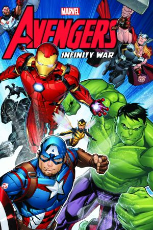 Scholastic Avengers: Infinity War (Trade Paperback)