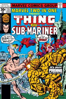Marvel Two-in-One (1974) #28