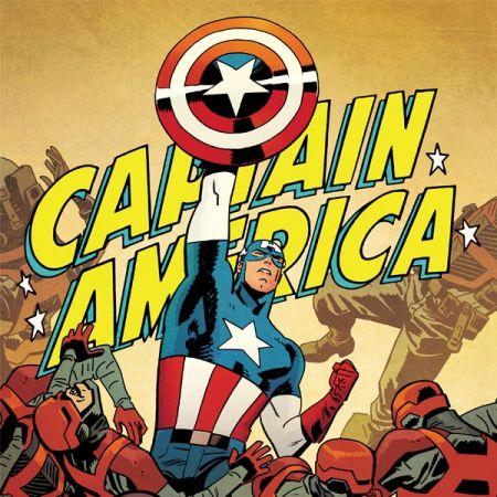 Captain America (2017 - 2018)