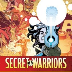 Secret Warriors (0000-2017)
