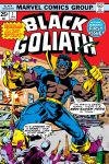 cover from Black Goliath (1976) #1