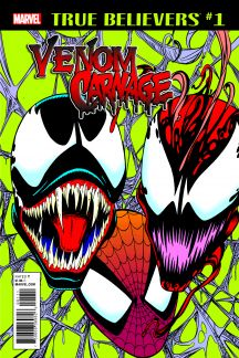 True Believers: Venom - Carnage (2018) #1