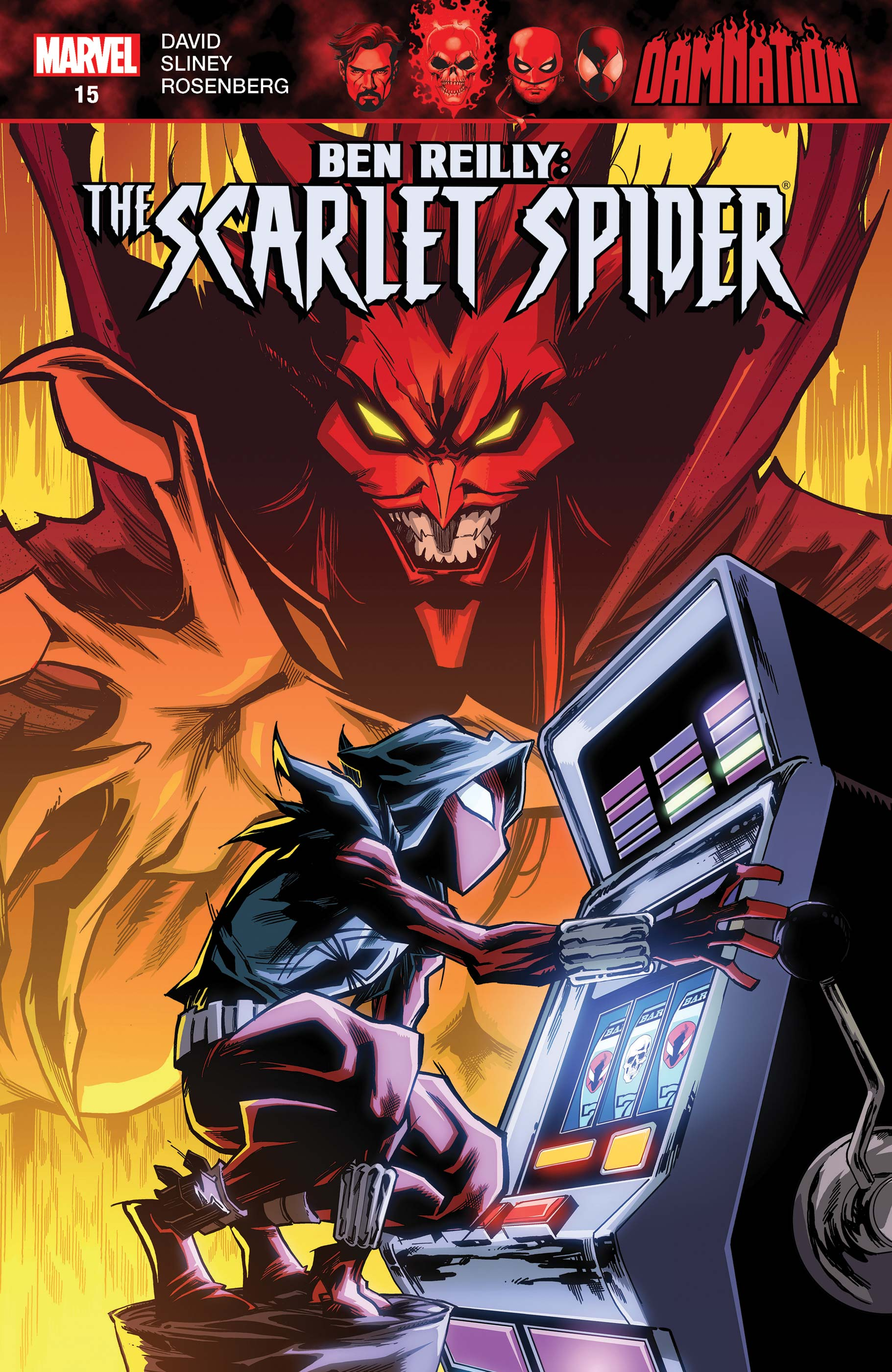 Ben Reilly: Scarlet Spider (2017) #15