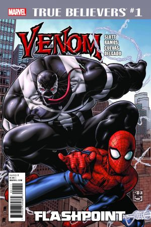 True Believers: Venom - Flashpoint #1
