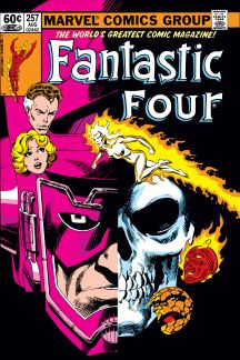 Fantastic Four (1961) #257