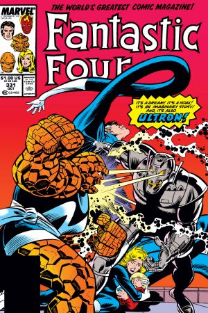 Fantastic Four (1961) #331