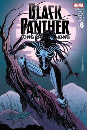 Black Panther - Long Live the King (2017) #6