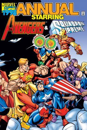 Avengers/Squadron Supreme Annual #1