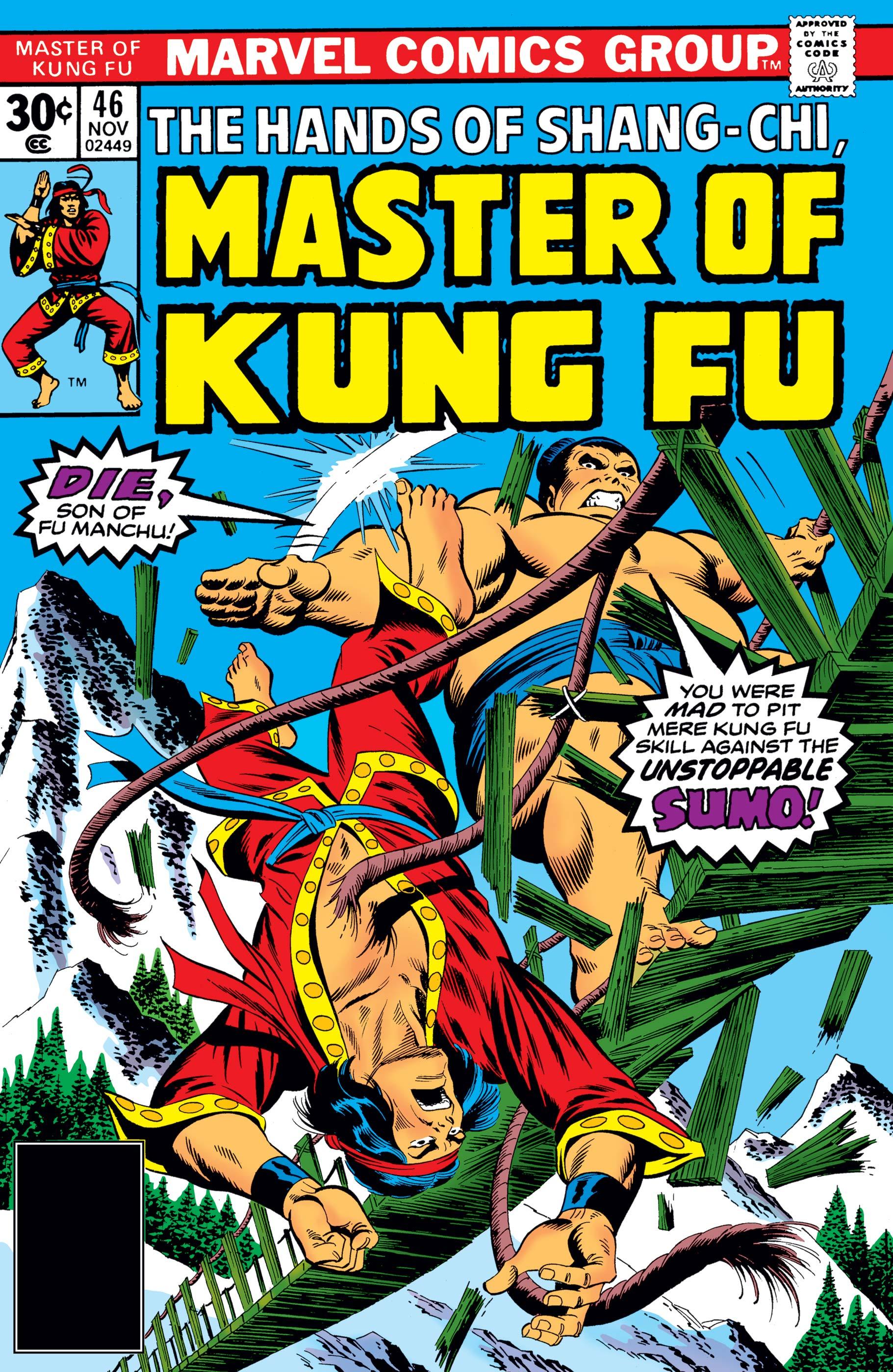 Master of Kung Fu (1974) #46
