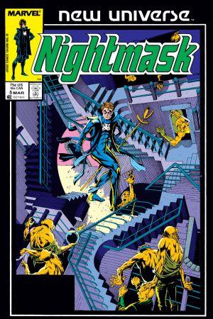 Nightmask (1986) #5