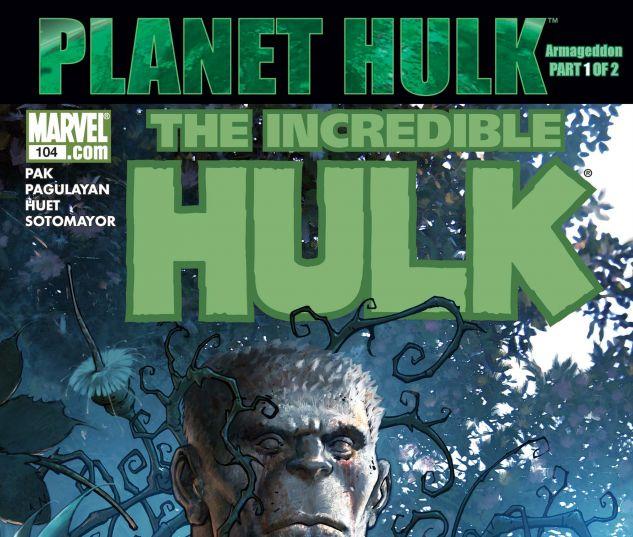 INCREDIBLE HULK (1999) #104