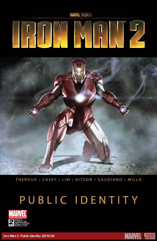 Iron Man 2: Public Identity (2010) #2