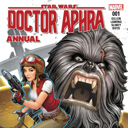 Star Wars: Doctor Aphra Annual