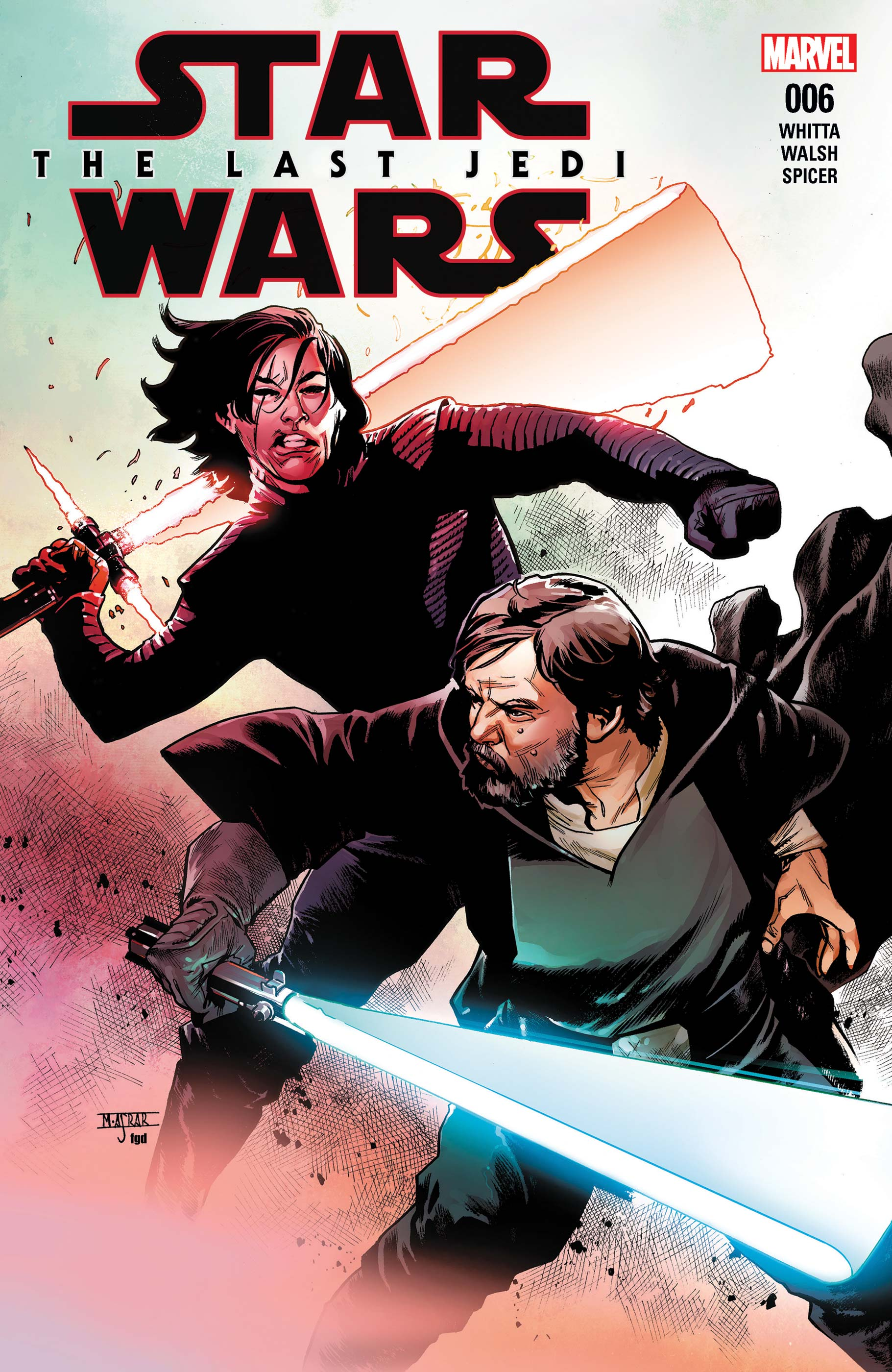 Star Wars: The Last Jedi Adaptation (2018) #6