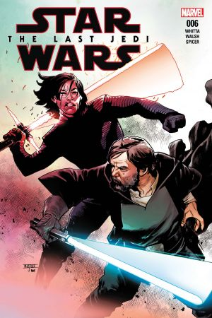 Star Wars: The Last Jedi Adaptation #6