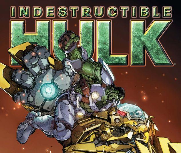 Indestructible Hulk (2012) #3