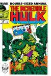 INCREDIBLE HULK ANNUAL (1968) #14