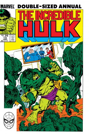 Incredible Hulk Annual (1976) #14