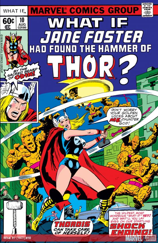 What If? (1977) #10