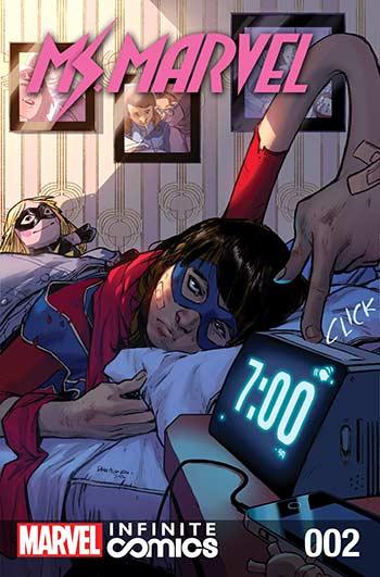 Ms. Marvel Vol. 2 (2018) #2