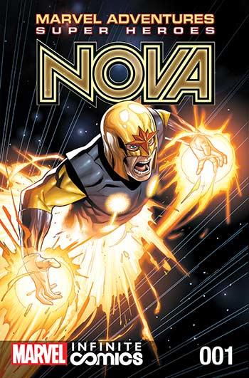 Marvel Adventures Super Heroes (2018) #1