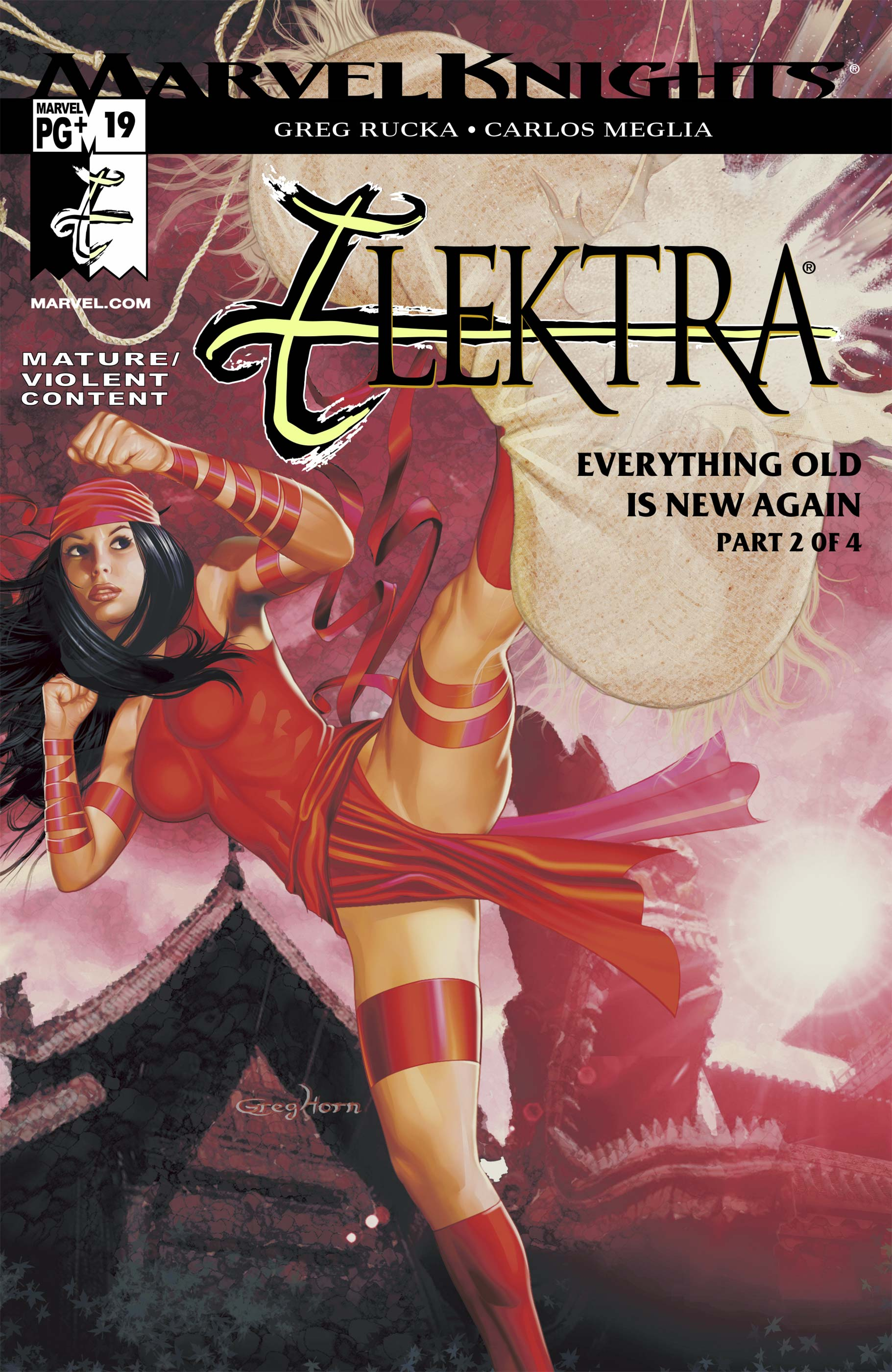 Elektra (2001) #19
