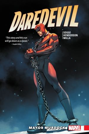 Daredevil: Back in Black Vol. 7 - Mayor Murdock (Trade Paperback)