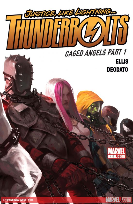 Thunderbolts (2006) #116