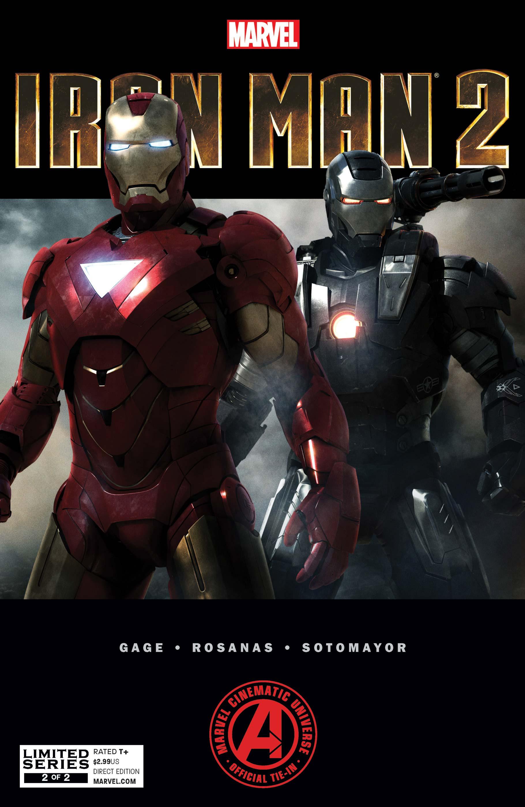 Marvel's Iron Man 2 Adaptation (2012) #2