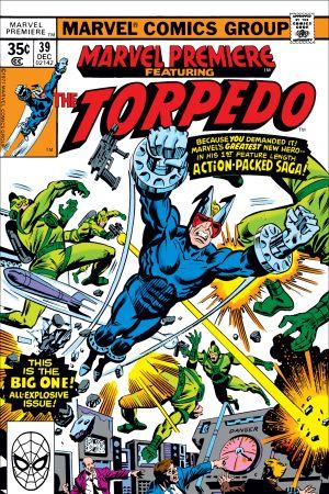 Marvel Premiere (1972) #39