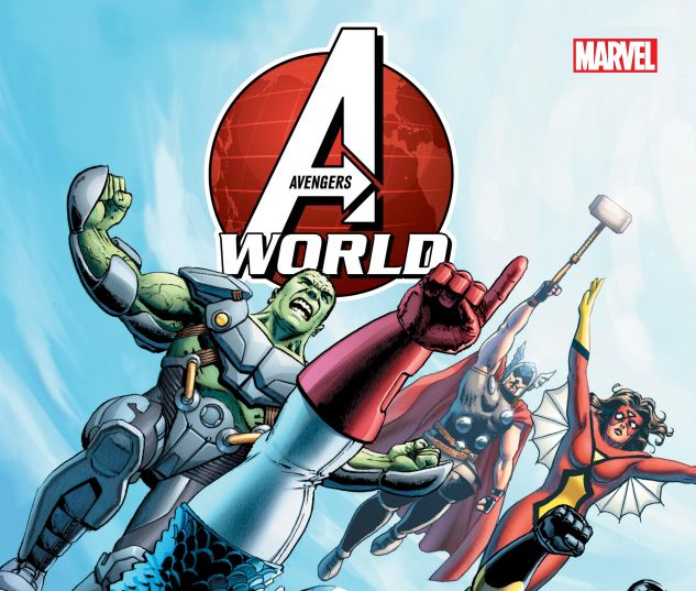 AVENGERS WORLD: THE COMPLETE COLLECTION TPB