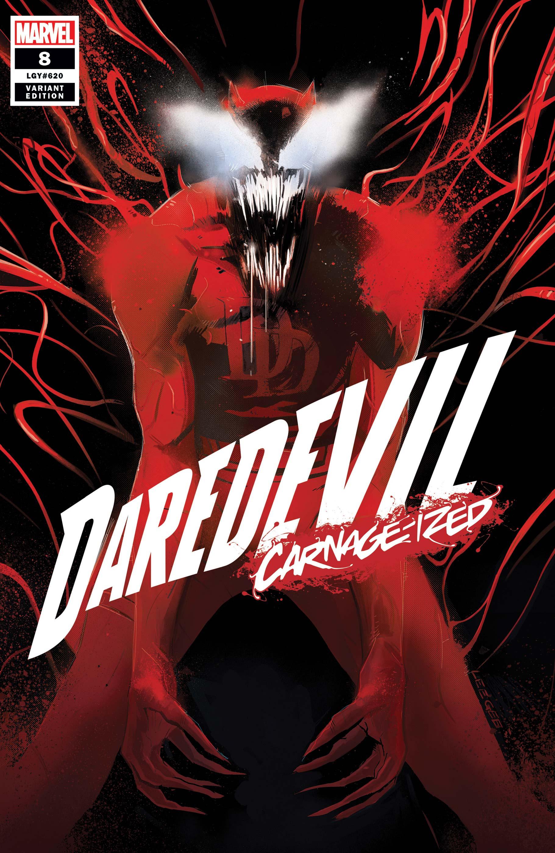 Daredevil (2019) #8 (Variant)