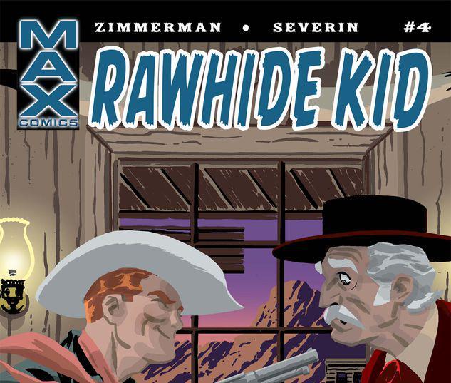 Rawhide Kid #4