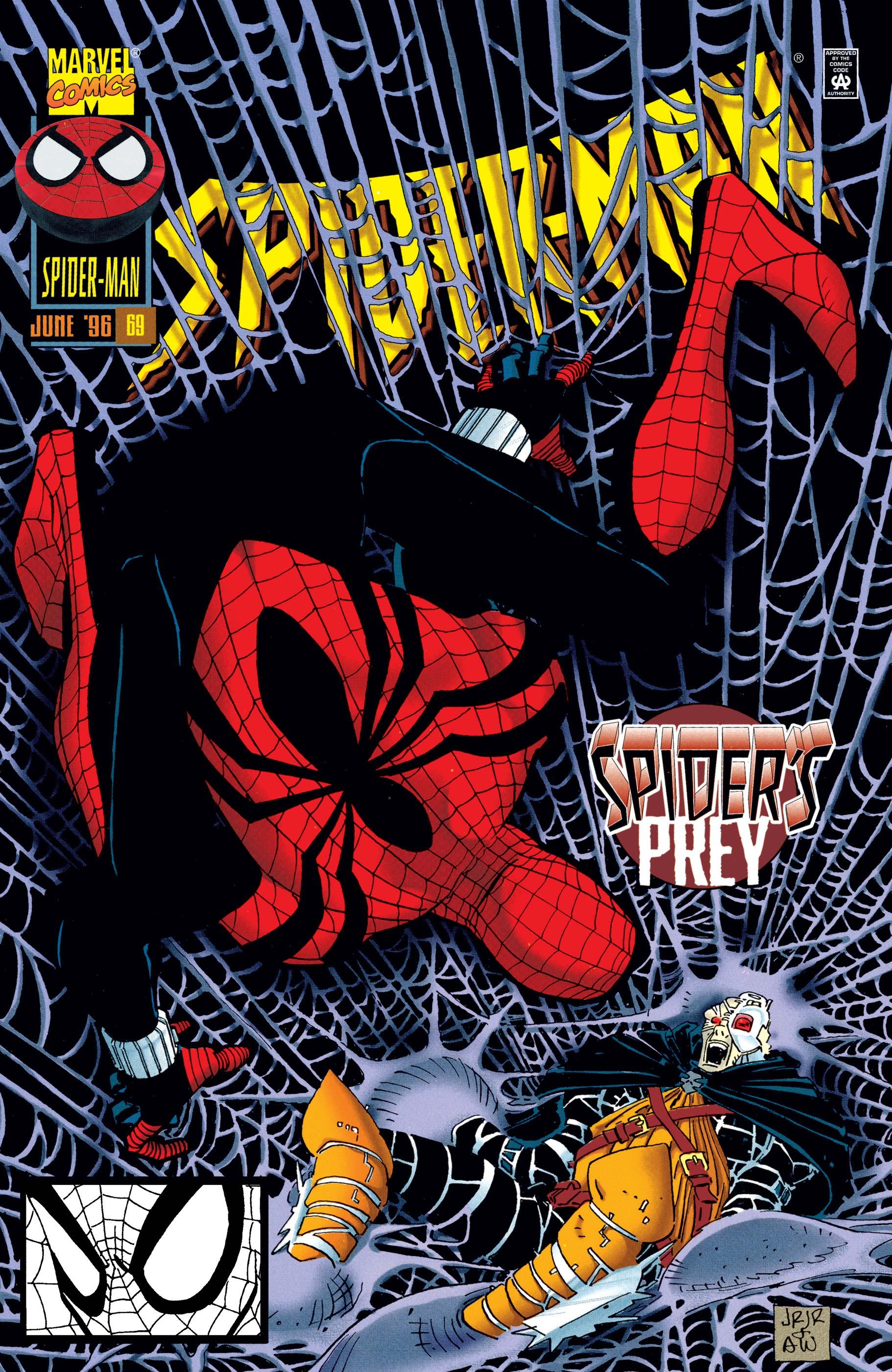Spider-Man (1990) #69