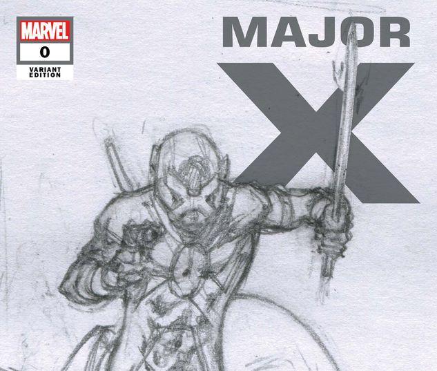 Major X #0