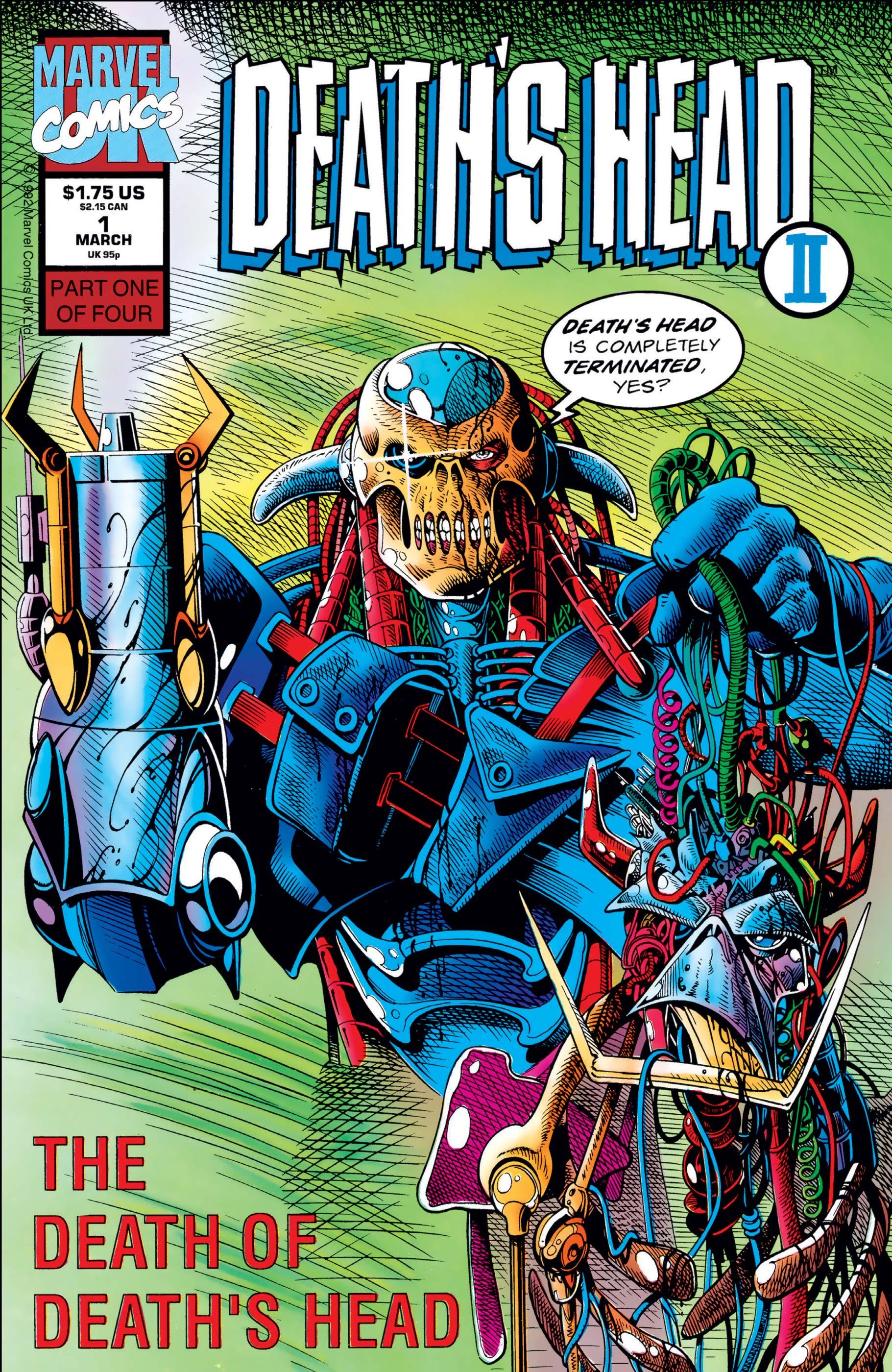 Death's Head II (1992) #1