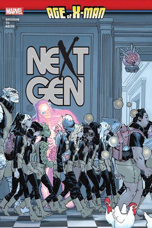 Age Of X-Man: Nextgen (Trade Paperback)