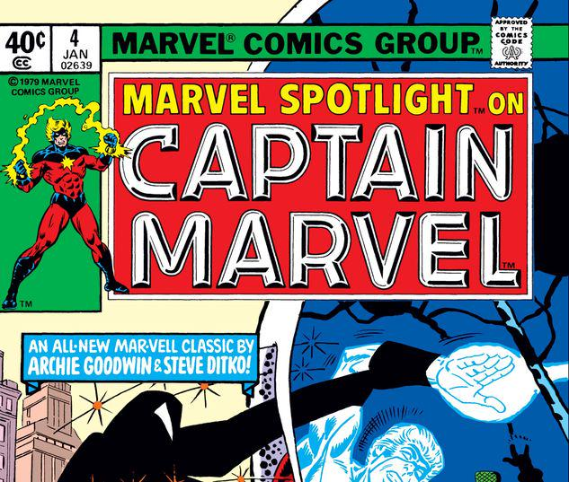Marvel Spotlight #4