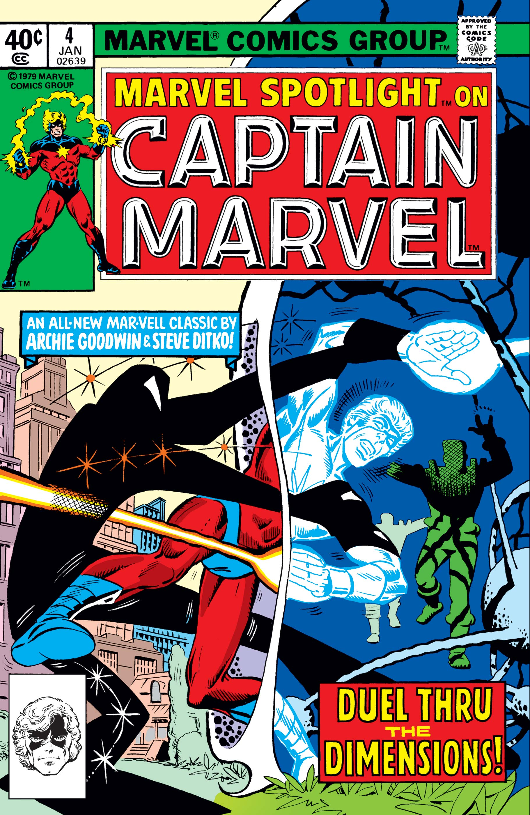 Marvel Spotlight (1979) #4