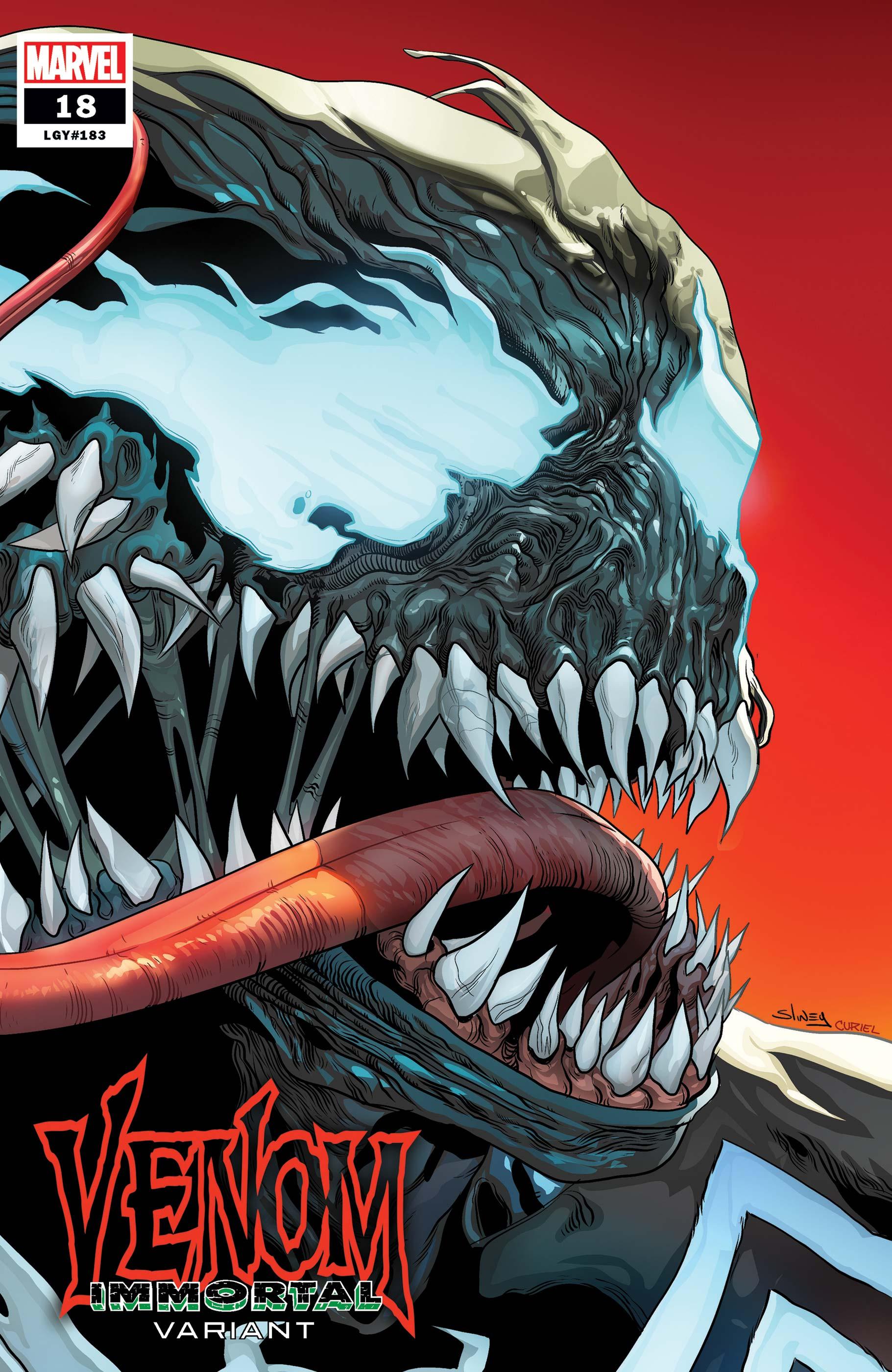 Venom (2018) #18 (Variant)