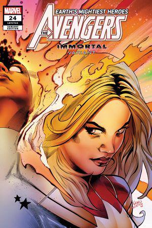 Avengers (2018) #24 (Variant)