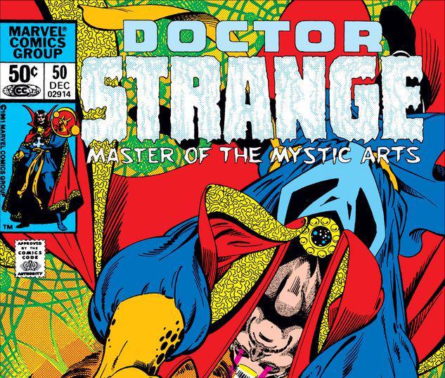 Doctor Strange #50