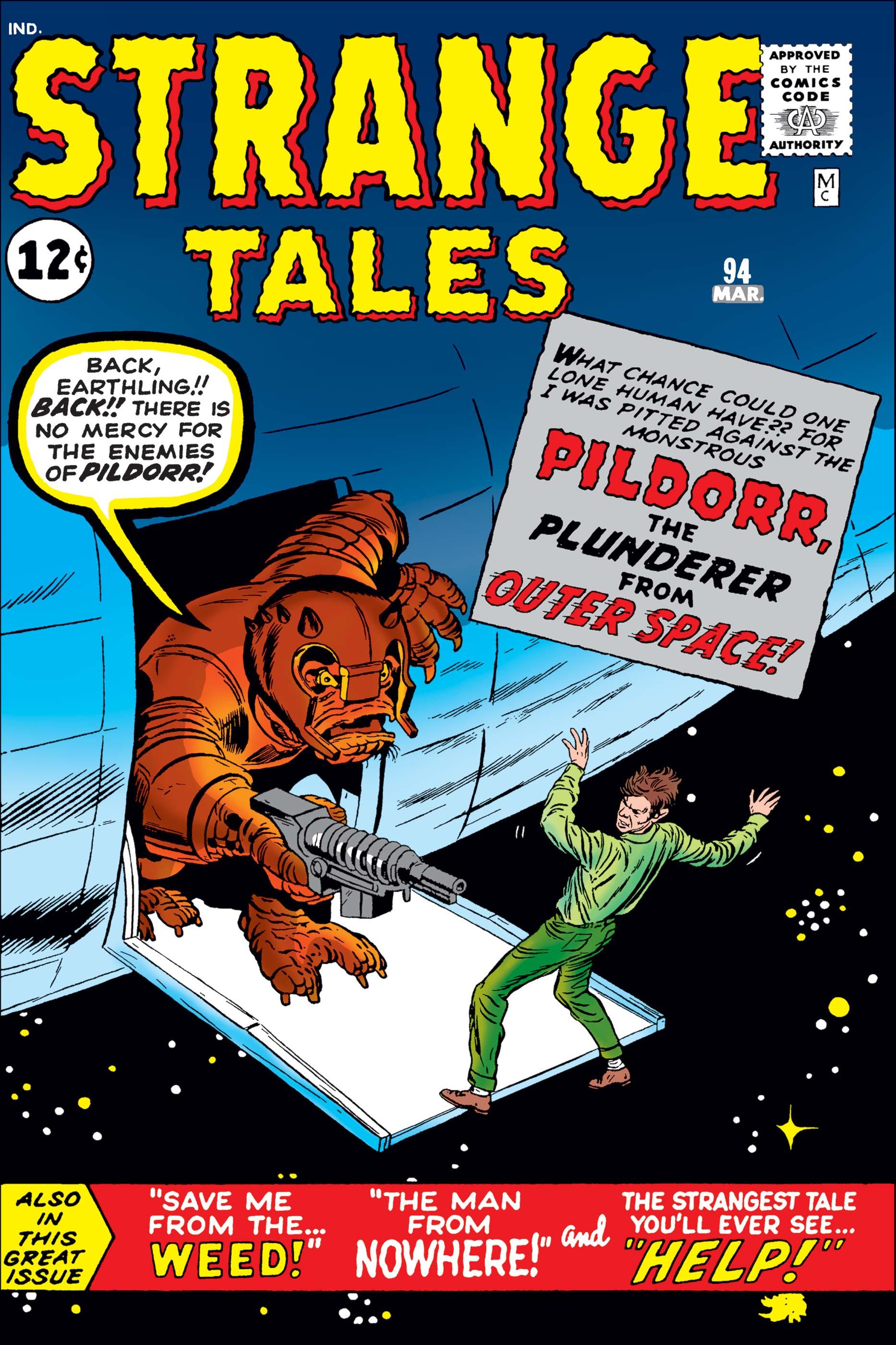 Strange Tales (1951) #94