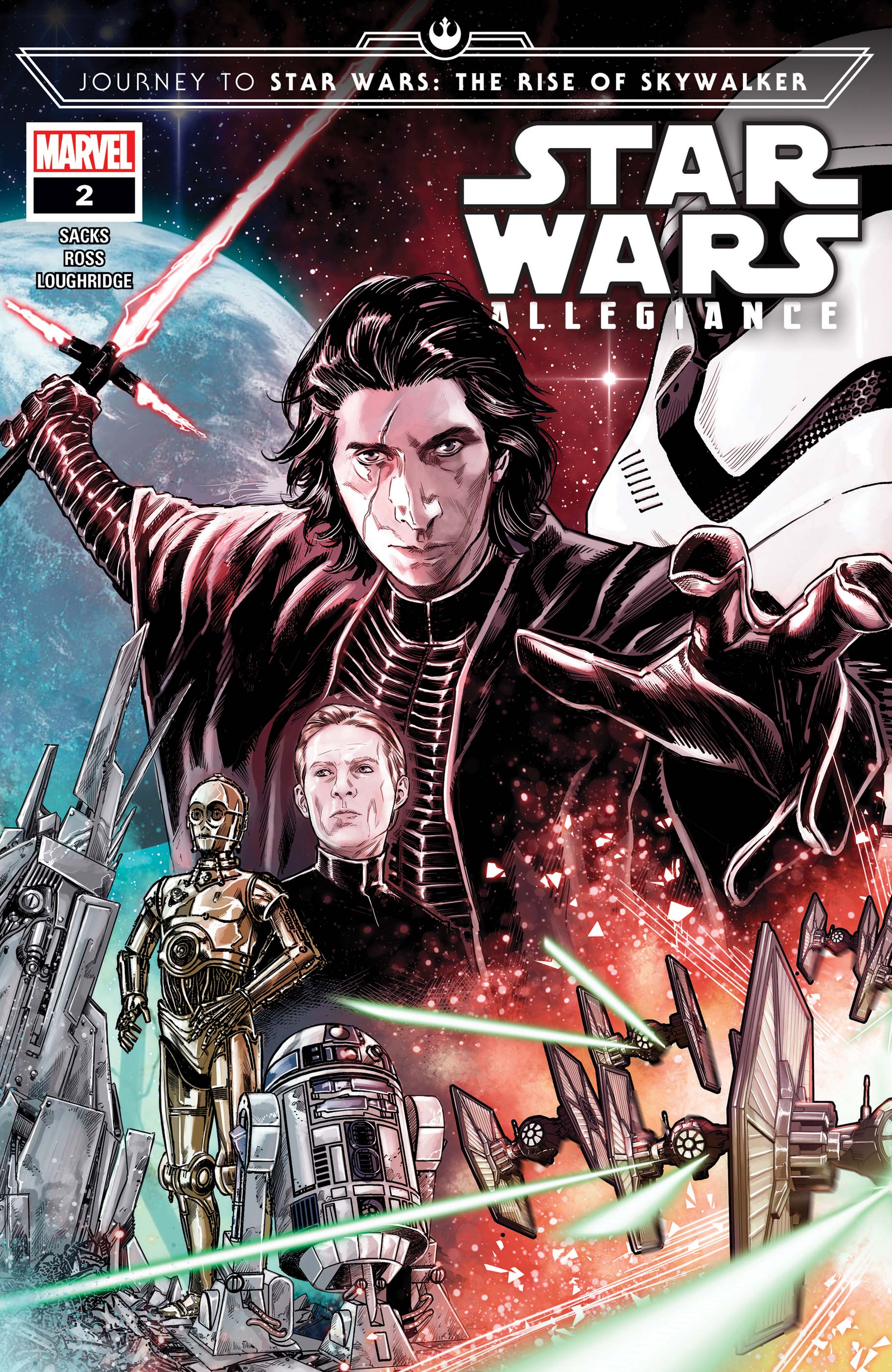 Journey to Star Wars: The Rise of Skywalker - Allegiance (2019) #2