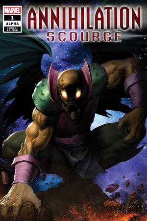 Annihilation - Scourge Alpha (2019) #1 (Variant)