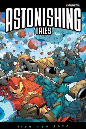Astonishing Tales: Iron Man 2020 Digital Comic #5