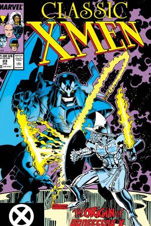 Classic X-Men (1986) #23