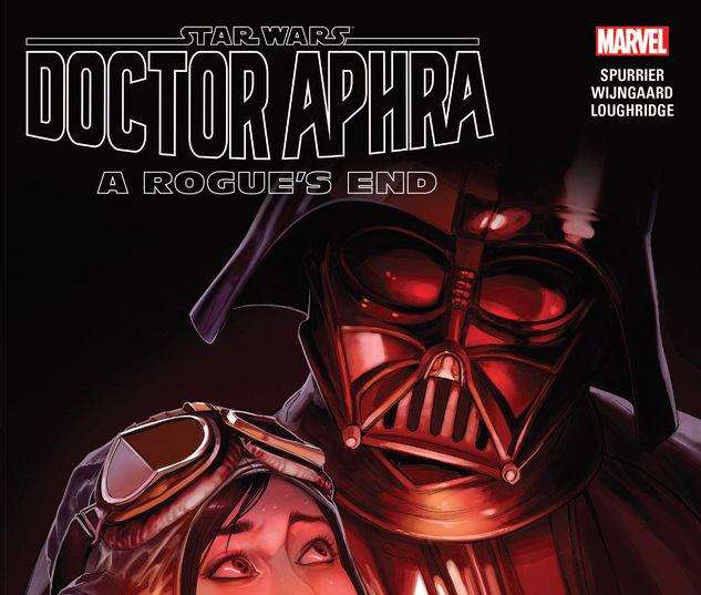 STAR WARS: DOCTOR APHRA VOL. 7 - A ROGUE'S END TPB #7