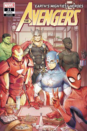 Avengers (2018) #31 (Variant)