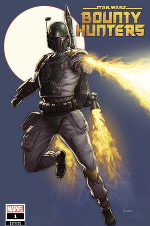 Star Wars: Bounty Hunters (2020) #1 (Variant)